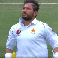 Aus vs Pak: Yasir Shah scores his maiden Test Hundred